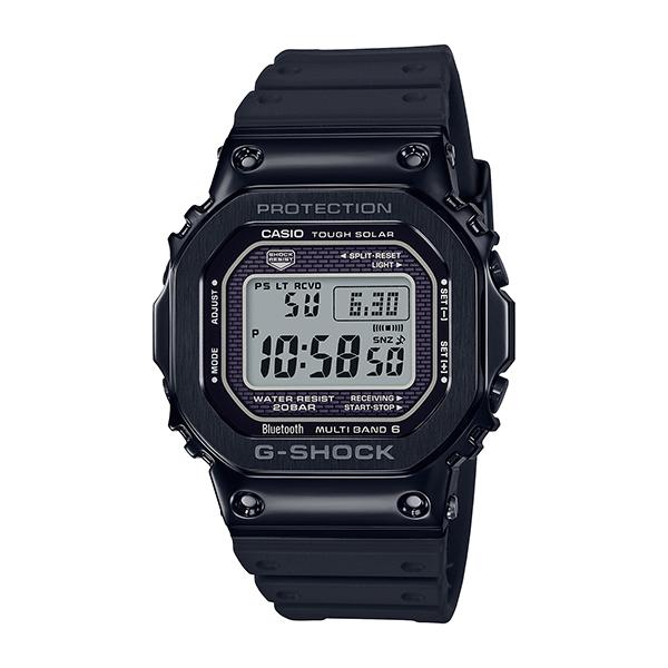 【カシオ】G-SHOCK オリジン Bluetooth搭載 電波時計 ソーラー ブラックIP加工 GMW-B5000G-1JF【新品】