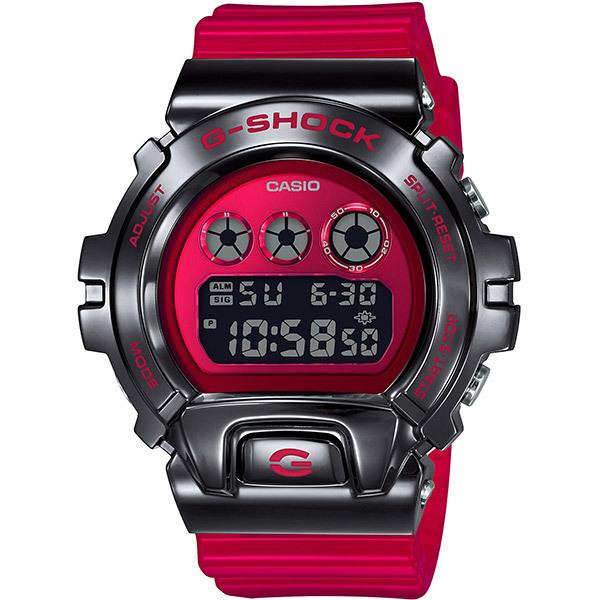 【カシオ】G-SHOCK METAL COVERED メタルカバー 腕時計 メンズ ★ GM-6900B-4JF【新品】