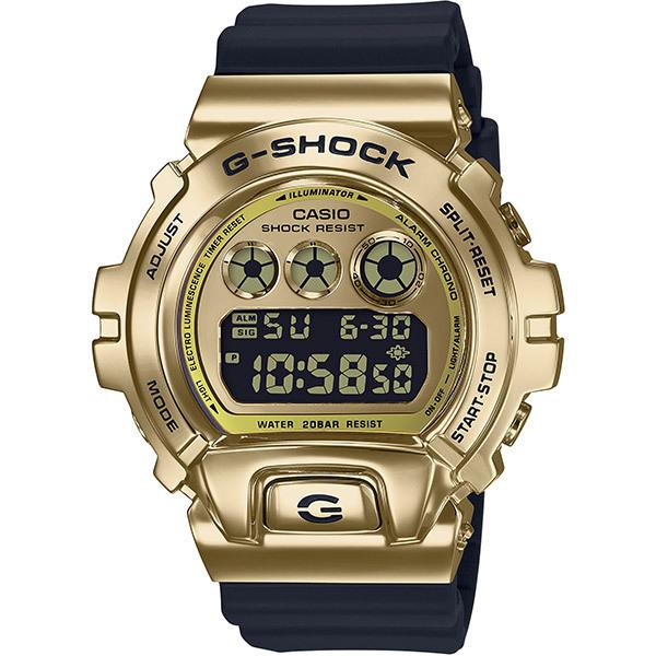 【カシオ】G-SHOCK METAL COVERED メタルカバー 腕時計 メンズ ★ GM-6900G-9JF【新品】