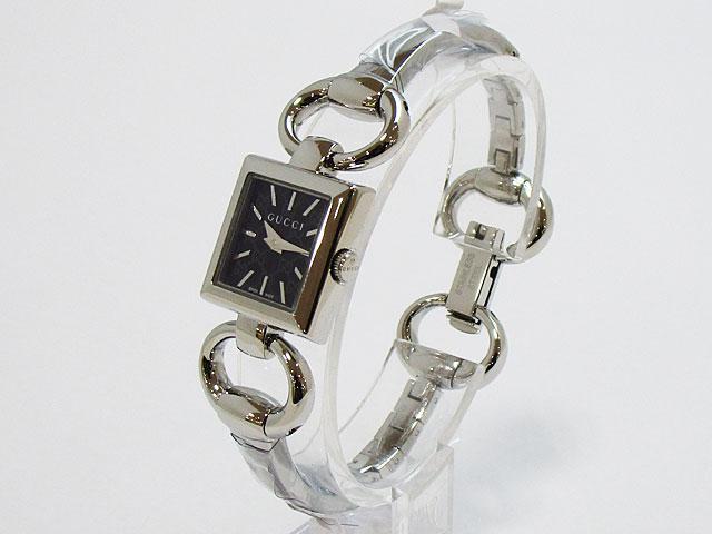 【グッチ】GUCCI 腕時計 120 レディースクォーツ YA120513【新品】