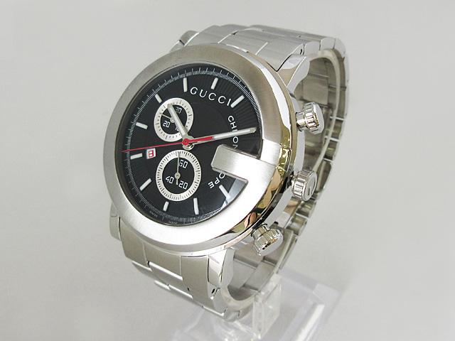 【グッチ】GUCCI 腕時計 メンズ クォーツ G-クロノ ★ YA101309 【新品】