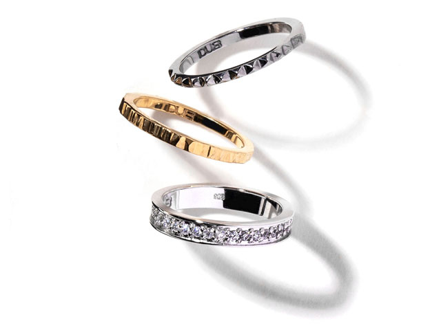 DUB Collectionダブコレクション Trinity Ring トリニティリング DUBj-386-1【新品】