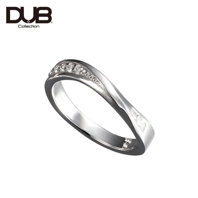 【DUB collection/ダブコレクション】KnotRing ノットリング DUBj-315-2 7号【レディース】