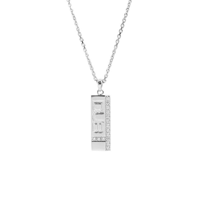 【ダブコレクション】Hidden Cross necklace ヒドゥン クロス ネックレス DUBj-185-1【ユニセックス】