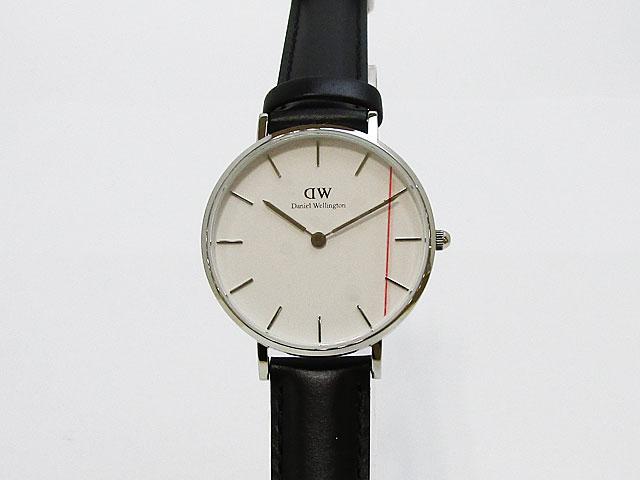 【ダニエルウェリントン】Daniel Wellington 腕時計 レディース クォーツ Classic Petite Sheffield クラシックペティート シェフィールド32mmDW00100186【新品】