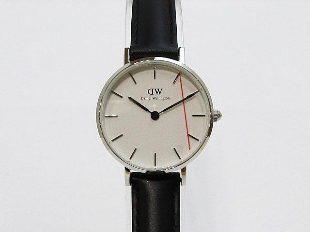 【ダニエルウェリントン】Daniel Wellington 腕時計 レディースクォーツ Classic Petite Sheffield クラシック ペティット シェフィールド 28mmDW00100242【新品】