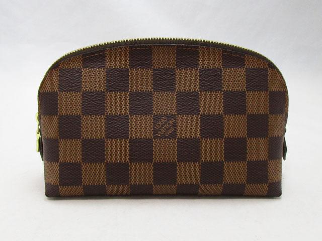 【ルイヴィトン】 Louis Vuitton レディースバッグ 化粧ポーチ ダミエ N47516【中古】