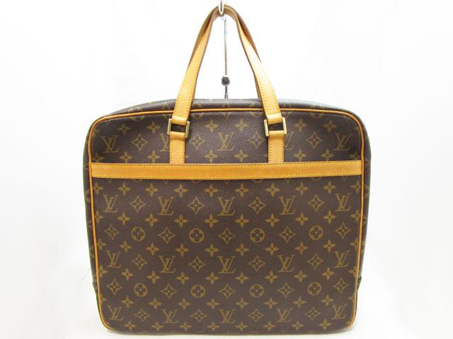 【ルイヴィトン】Louis Vuitton ビジネスバッグM53343 ポルトドキュマン モノグラム【中古】