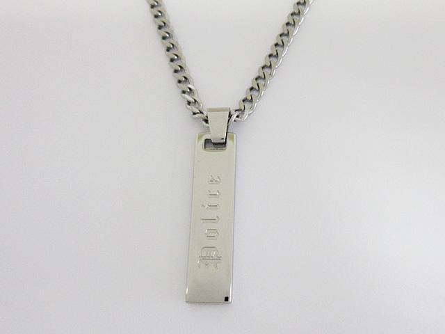 【ポリス】ネックレス POLICE ネックレス シルバー ★25502PSS01 【新品】