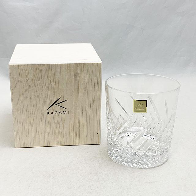 土日 祝日も営業 感謝価格 カガミクリスタル ロックグラス 新品 T751-2970 価格交渉OK送料無料