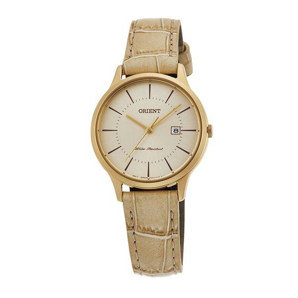 土日 祝日も営業 ORIENT 大規模セール オリエント コンテンポラリー クオーツ 新品 レディース 感謝価格 腕時計 RH-QA0003G