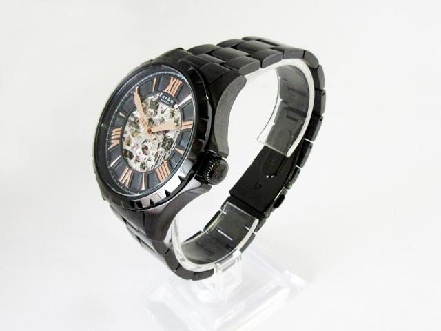 フルボ(Furbo) 腕時計 メンズ 自動巻き F5021BBKPI【新品】