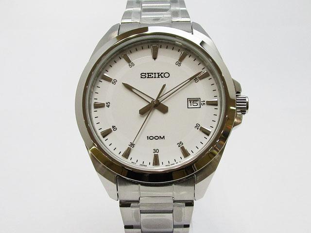 【セイコー】SEIKO 逆輸入モデル メンズ 腕時計 クォーツSUR205P1【新品】