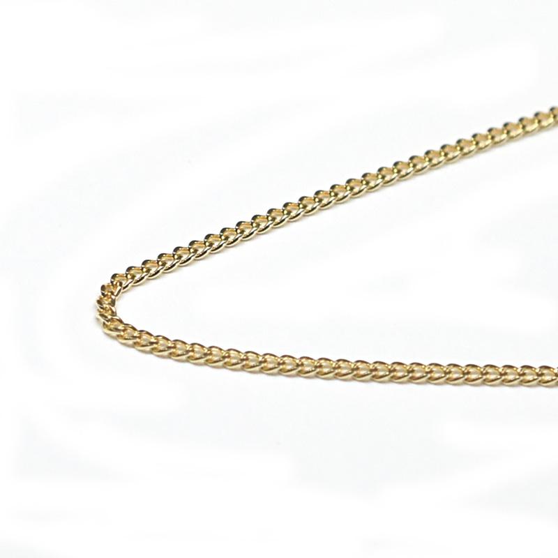 K18 ネックレス 喜平チェーン 45cm/22835【新品】