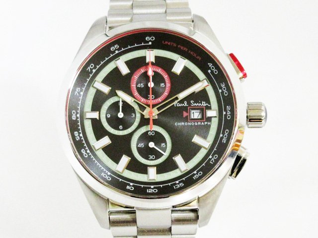 【ポールスミス】Paul Smith クロノ 腕時計 メンズ ★ PS0110015【新品】