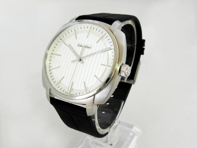 カルバンクライン(CalvinKlein) 腕時計 メンズ クオーツ ハイライン K5M311C6【新品】