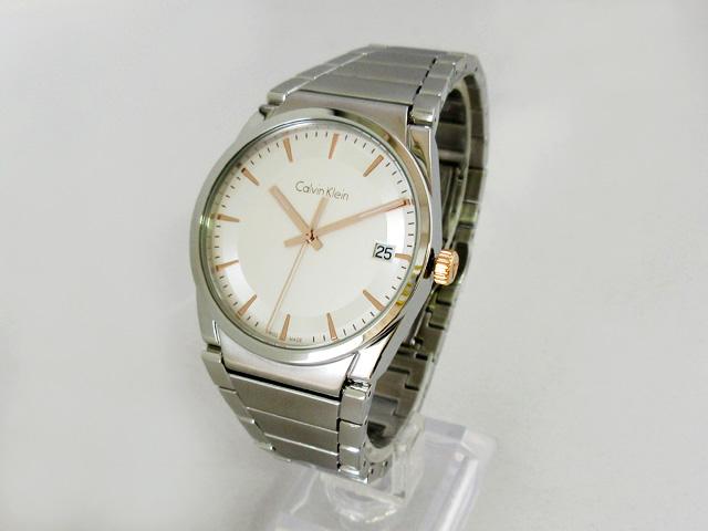 ラッピング無料 CalvinKlein カルバンクライン 腕時計 メンズ 超激得SALE K6K31B46 クォーツ レディース 超定番 新品