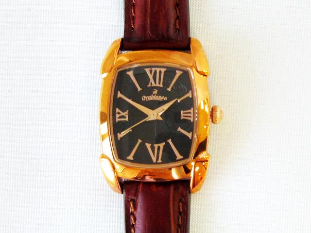 オロビアンコ(OROBIANCO) Rettang Ora レッタンゴラ 腕時計 レディース クォーツ ★ OR-0028-9【新品】