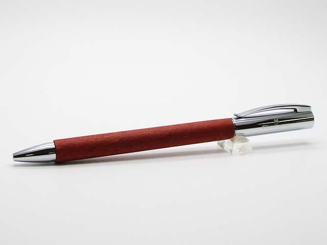 ファーバーカステル(FABER CASTELL)ボールペン 筆記用具 アンビション ペアウッド 148131【新品】
