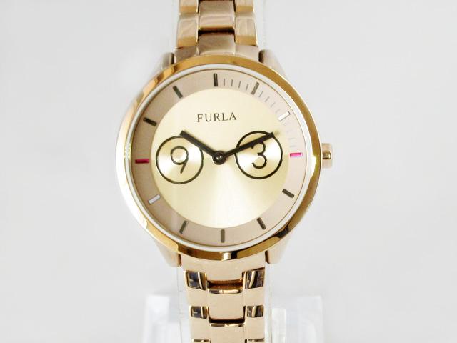 フルラ(FURLA) レディース 腕時計 クォーツ メトロポリス 31mm ローズゴールド ★ 4253102542【新品】