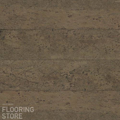 【 コルク 】 【 床暖房 対応 】 フロック ティー セラミックス入アクリル塗装 幅 145mm×厚さ 10.5mm×長さ 1230mm ☆薄茶色 フローリング 床材 フローリング材 床