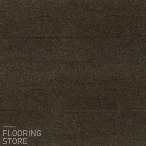 【 コルク 】 【 床暖房 対応 】 フロック チョコレート セラミックス入アクリル塗装 幅 145mm ×厚さ 10.5mm×長さ 1230mm ☆ こげ茶色 フローリング 床材 フローリング材 床