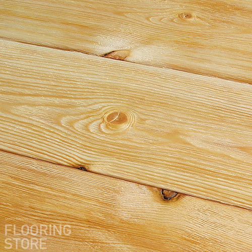 【 パイン 】 ラスティック (目出し) 加工 175mm幅 無塗装 幅 175mm ×厚さ 18mm×長さ 1820mm ☆薄赤茶色 フローリング 床材 フローリング材 床