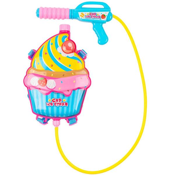 女の子 玩具 おもちゃ 水鉄砲 海 商品追加値下げ在庫復活 プール 水遊び 夏アイテム 19~24 カップアイスクリームウォーターガン 日本正規代理店品 夏休み エントリーでポイント5倍9