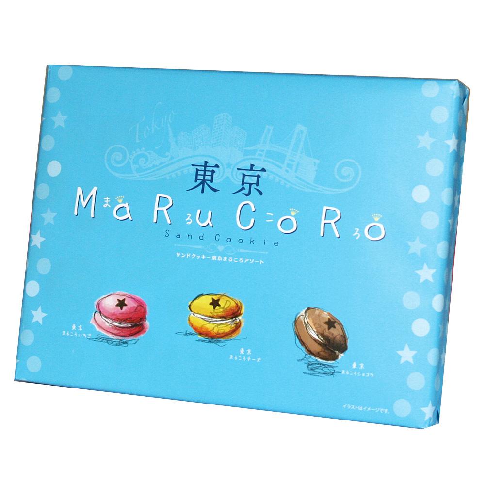 Tokyo souvenir Tokyo Maru was sand cookies