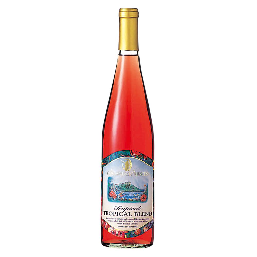 アメリカ 日時指定 ハワイ 定番 お土産 パイナップル マンゴー トロピカルワイン L04021 やや甘口 5400円以上で送料無料 フルーツワイン