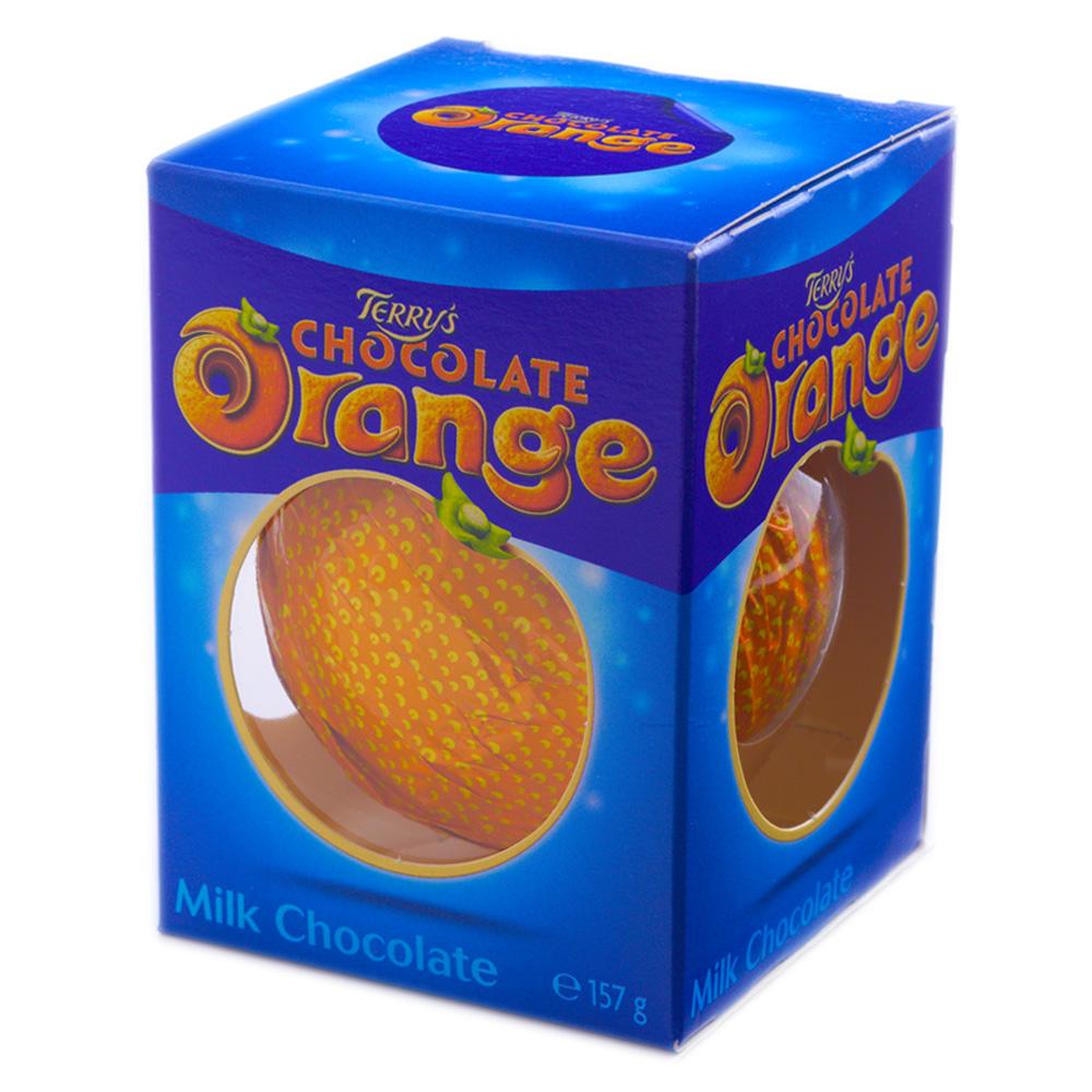 みかん チョコ 包装 新作続 ラッピング対応 テリーズ チョコレート ミルク 超安い 157g 880408 オレンジ 5400円以上で送料無料