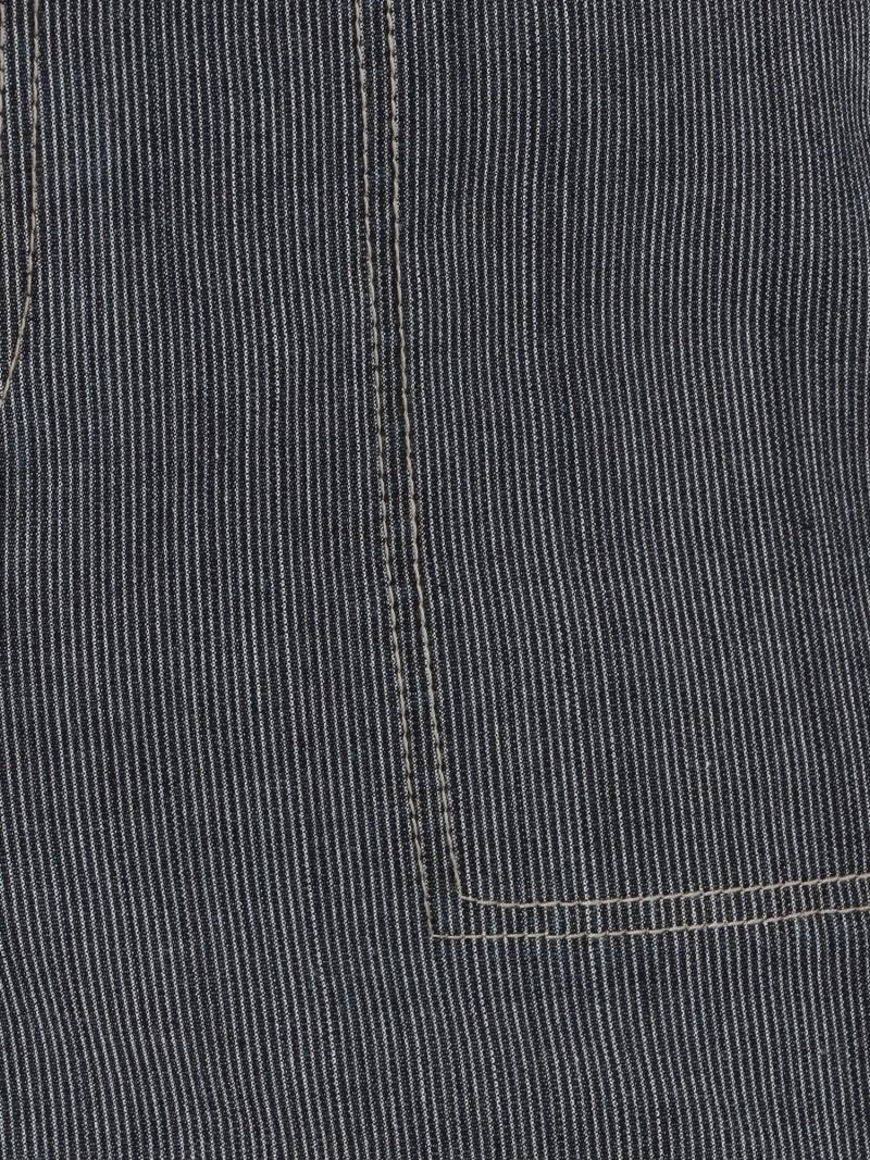 FashionSALE 61 OFFLウォッシャブル インディゴストライプ evexjeansEVEX by KRIZIA 大きいサイズサンヨー エルサイズ パンツ ジーンズ パンツその他 ネイビー RBA E送料無料rthBsdCxoQ