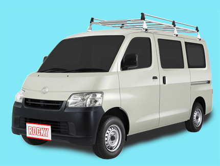 ROCKY(ロッキー)SE-400VWルーフキャリア重量物用(オールステンレス)新型エブリイバン・ワゴン新型NV100クリッパー/新型NV100クリッパーリオ新型スクラムワゴン※上記標準ルーフ車用, スズグン:dd1dbe91 --- officewill.xsrv.jp