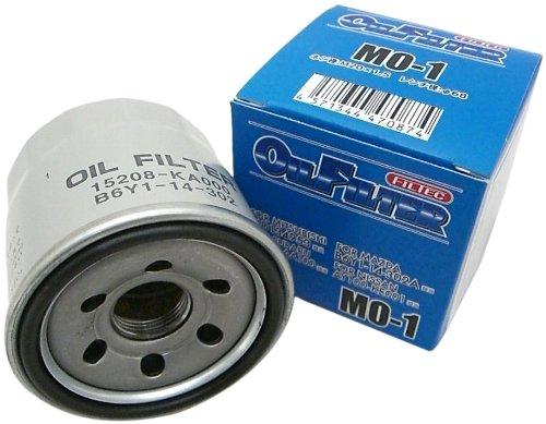FILTEC オイルフィルターMO-1ミツビシ マツダ ニッサン車用数量10個でのご販売 ギフト スバル 送料込