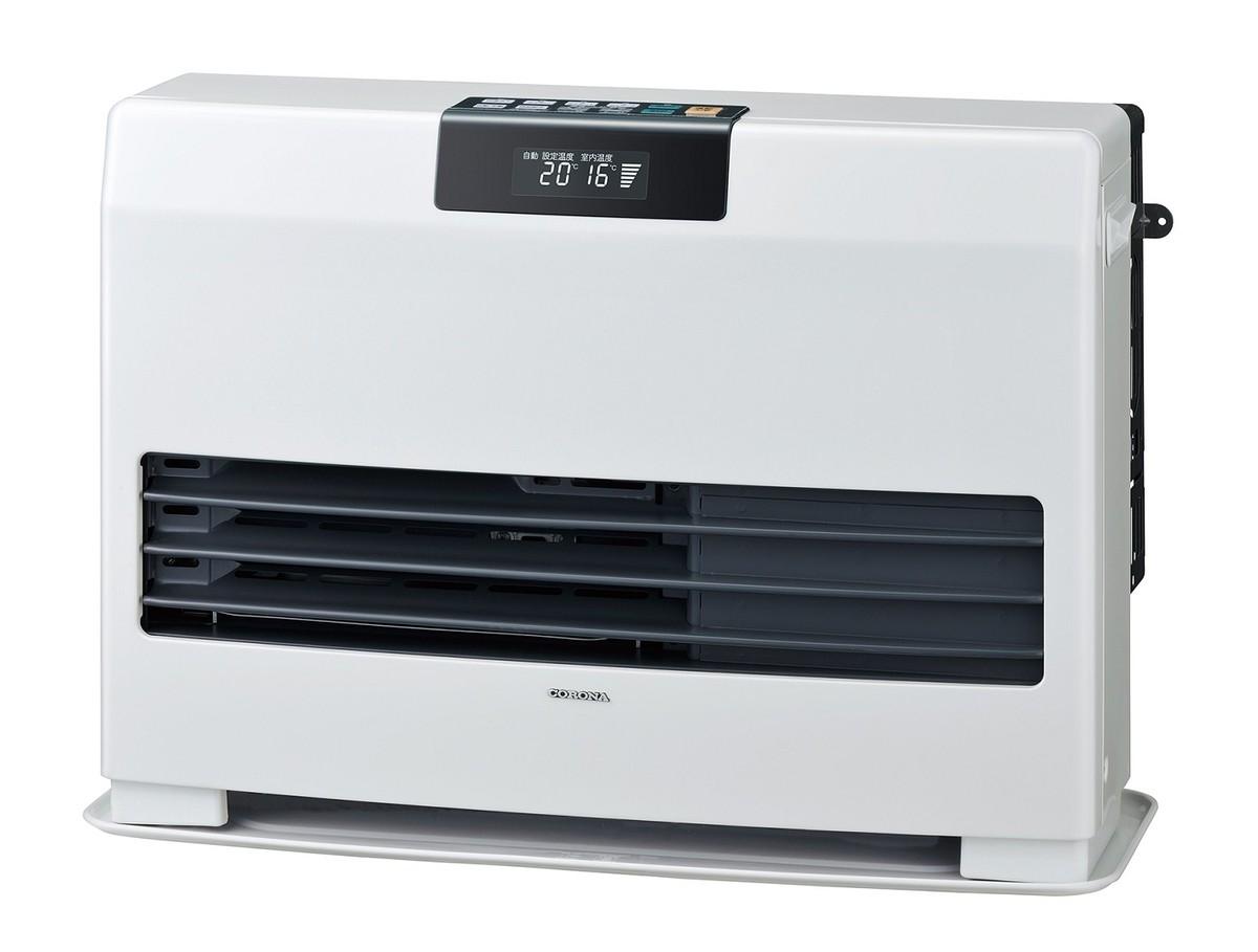 コロナ FF式 温風 暖房機 FF-WG40SA 別置タンク式 石油ストーブ 11畳