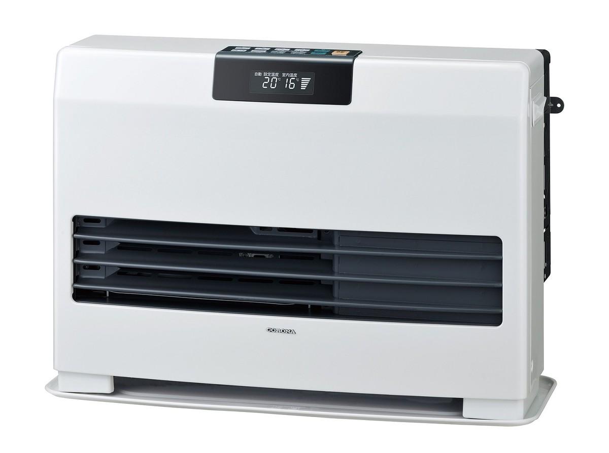 コロナ FF式 温風 暖房機 FF-WG52SA 別置タンク式 石油ストーブ 14畳