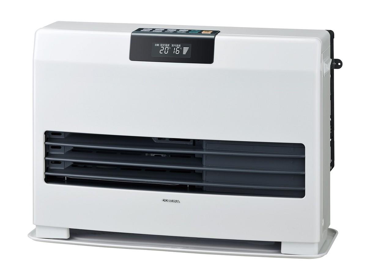 コロナ FF式 温風 暖房機 FF-WG65SA 別置タンク式 石油ストーブ 17畳
