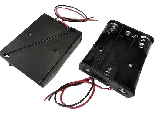 Battery Box And Case Ail Order Um3 Batteries 1 X 3 Books Gt Flat Code Machine For 単3