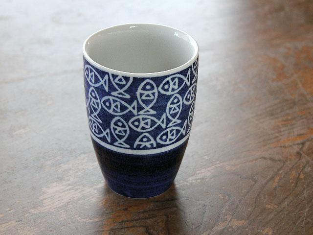 焼酎カップ ビール 湯のみ アウトレット アウトレットセール 特集 魚紋フリーカップ 正規品送料無料