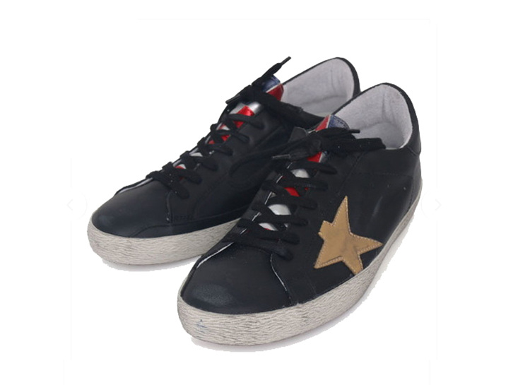 【取り寄せ品】Golden Goose Men's Low Sneakers GDGH41S NE820