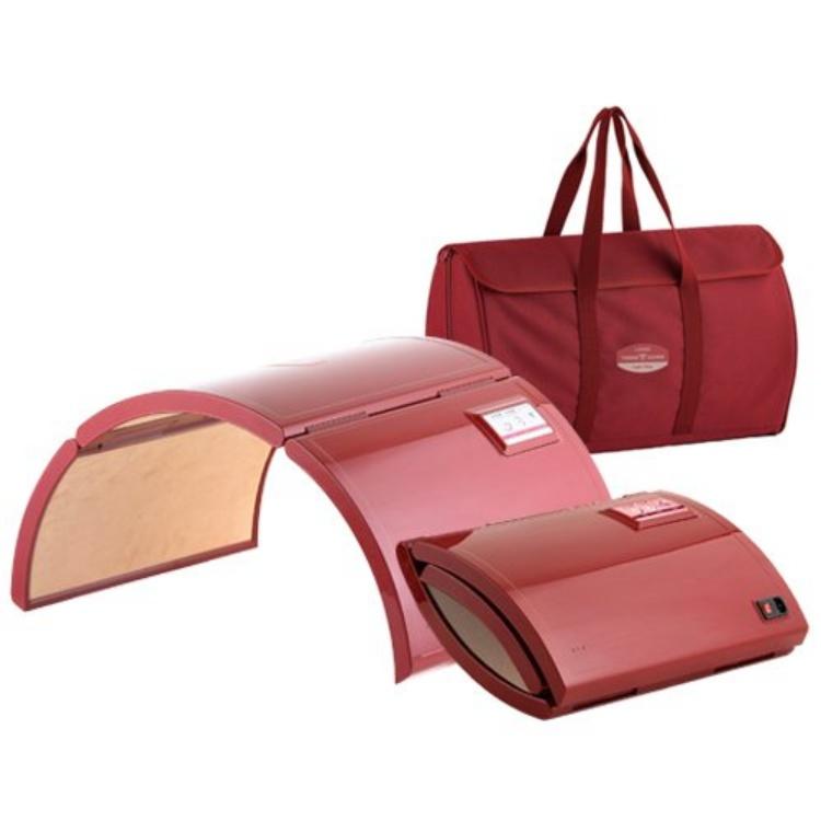 【送料無料】Lasse Sauna Dome クリスタルレイ 特許取得済みデザイン遠赤外線 サウナドーム 母の日ギフト 母の日の前にプレゼント 出産祝い 3段折りたたみ式 サウナドーム