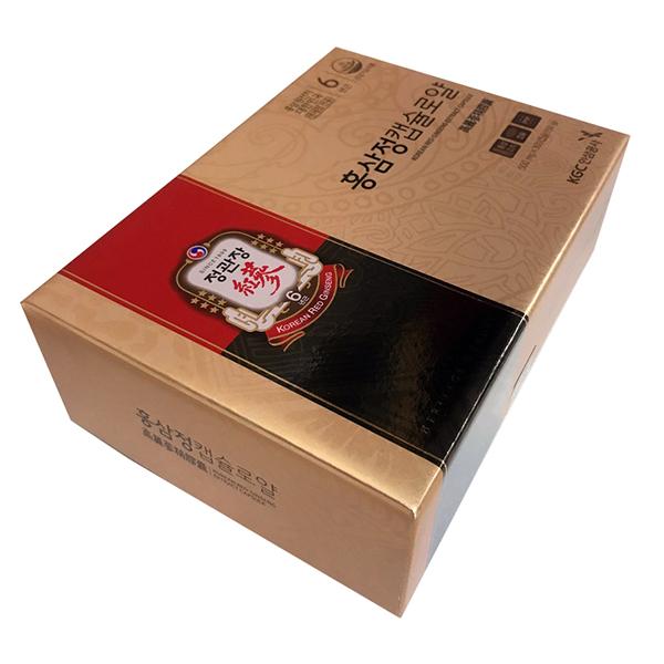 免税店販売商品【正官庄】高麗人参 紅参精カプセルロイヤル(カプセルゴールドロイヤル)150g(300カプセル)