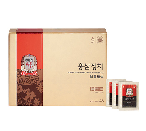 正官庄 高麗人参茶 紅参精茶(3g×100包)