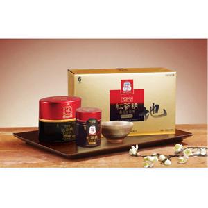 高級な天參と地參を使用した高品格の味と香り【正官庄】 高麗人参 紅参精リミテッド(100g×1個)