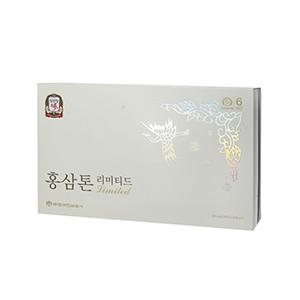 【正官庄】 高麗人参 紅参トン・リミテッド(50ml×30包)
