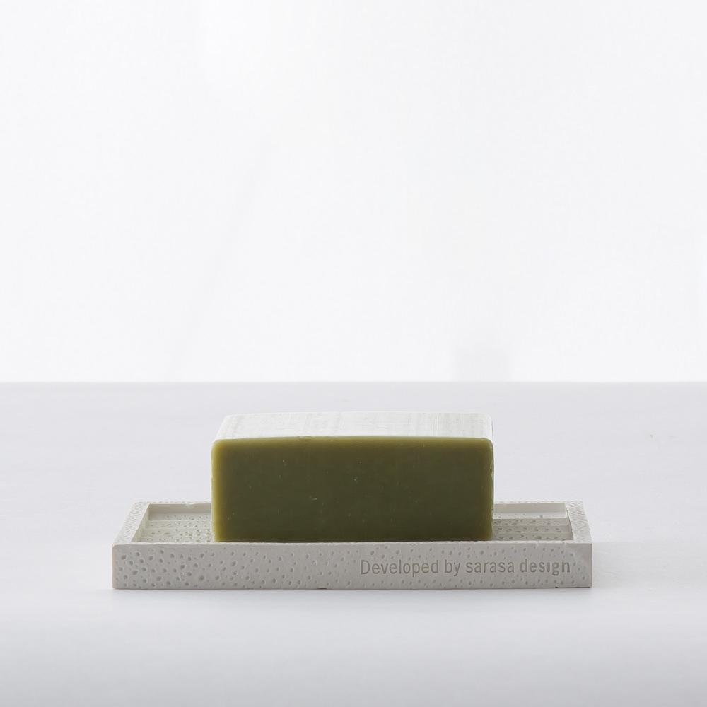 石鹸置き 送料無料 新品 ソープディッシュ 石鹸ホルダー b2cポリレジン 石鹸ホルダー#SL_BT セール商品 《メール便可》b2c ポリレジン