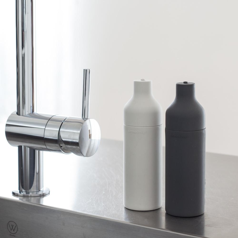 キッチン 洗剤 詰め替えボトル ディスペンサー●b2c スクィーズボトル キッチン 洗剤 詰め替えボトル ディスペンサー [b2c スクィーズボトル] 食器用洗剤 ソープディスペンサー#SL_KT