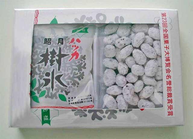 [ハッカ樹氷]2袋(合計158g)