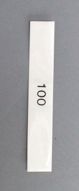 点数表示枠用 テンリーダー点棒チューブ カラー(百点・白)