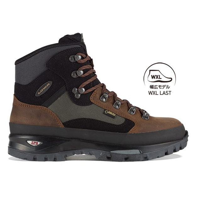 【LOWA】(ローバー) Trekking Shoes トレッキングシューズ 登山靴 MELINA メリーナ GTX ゴアテックス L010229 4530